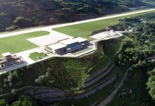 Sikkim Airport is nine years old