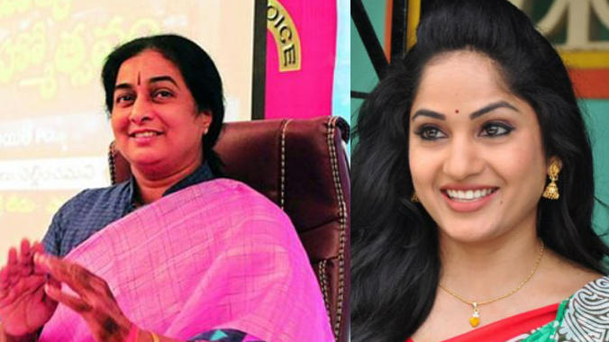 BJP leader and actress Madhavi tags Padmini Reddy being covert and joined BJP to know its secretes to reveal Congress and satires baby other allegations