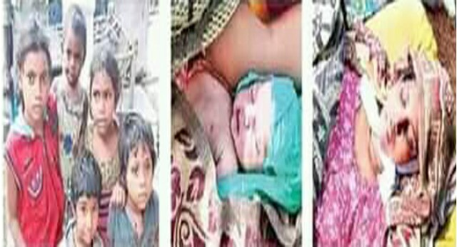 Telugu News Women lost her life while giving birth to 6th child
