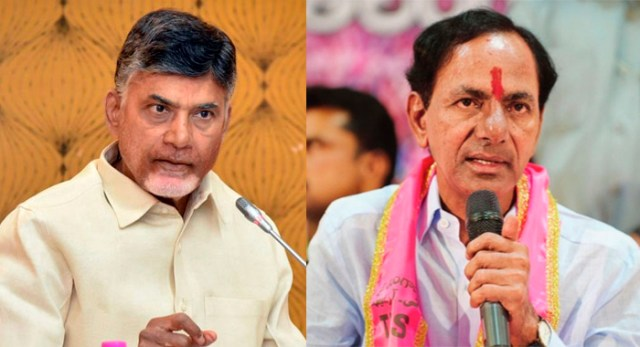 Telugu news Chandrababu's attitude is that if you get into your house you will be beaten up .. KCR