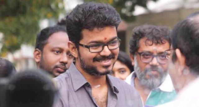 Telugu News tamil actor vijay massive donation to gaja cyclone affected districts