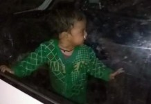 Telugu news Parents locked baby in car and went to shopping, People … Parents in shopping mood