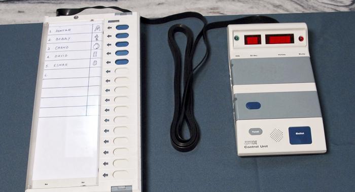 Telugu News Electronic Voting Machine  Rajasthan Pali Constituency Bjp MLA Candidate Home