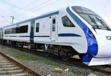 Telugu news Need For Speed Railway Minister Declares Train 18 Fastest In Indian.