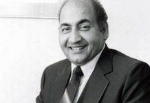 Telugu news Tribute ... today the immortal singer Mohammad Rafi birthday….