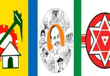 Telugu news Three castes, three parties in Andhra Pradesh ...