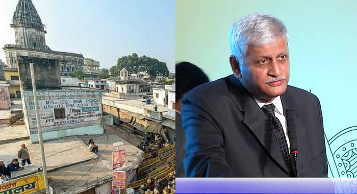 Telugu News Ayodhya case: Who is Justice UU Lalit, who recused himself from the hearing