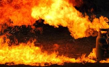 Telugu News Gas Cylinder Blast in Hyderabad Vanasthalipuram