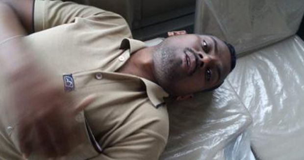 Telugu News telangana rtc driver got heart pain while driving, passengers saved his life .