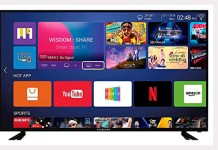 Telugu news 65 Inch. 4K Smart LED TV for Rs 10000 discount .