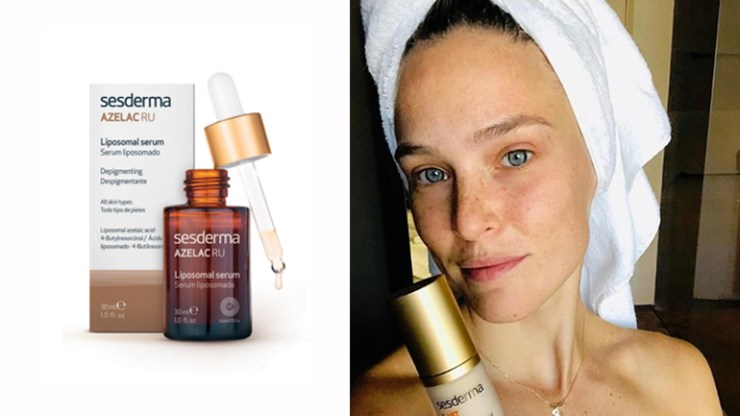 Telugu news spanish facial serum facial drops Azelac Ru Liposomal Serum sold out within 24 hours of its UK launch is finally back in stock - but you'll have to act fast if you want to try it for yourself