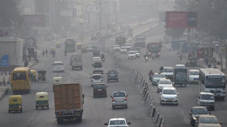 Telugu News Three Cities Beat Delhi To India's Most Polluted List Top Spot Goes To