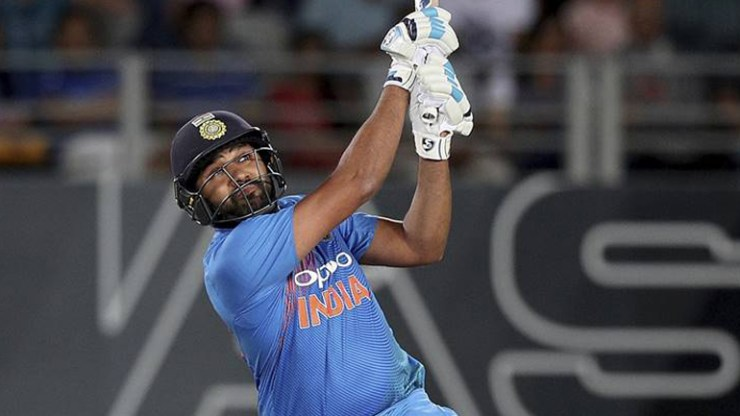 Telugu News Rohit Sharma overtakes Martin Guptill to become highest run-getter in T20Is