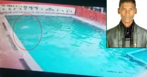 The boy died in swimming pool at Hyderabad