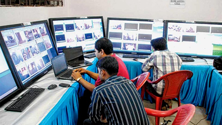 Ghmc seeking applications for lok sabha polling live webcasting