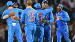 Team India playing only 48.2 overs in India-australia one day international series.. Coincident