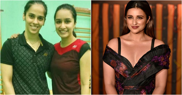 Shraddha Kapoor Opts Out of Saina Nehwal Biopic, Parineeti Chopra to Replace Her Report