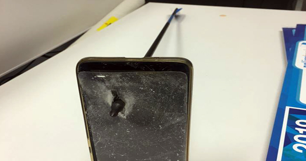 iPhone Saves a Man's Life! Australian Survives Arrow Attack Thanks to his Apple Phone