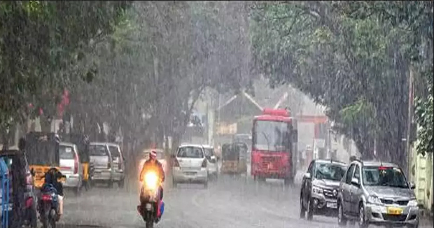 Rain prediction for Telangana state within the two days.