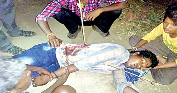 Two Friends Fight For bike Repair.. Attack with Arrow.. Incident In kurnool District