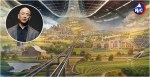 Amazon jeff Bezos' futuristic vision of self-sustaining habitats that could house a TRILLION people in space