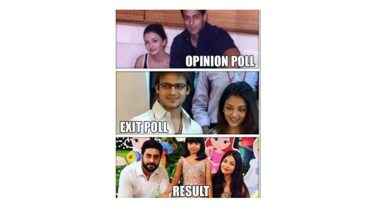 National women commission Issues Notice To Vivek Oberoi Over 'Disgusting' Election Meme on Aishwarya Rai Bachchan's past relationships with exit poll results.