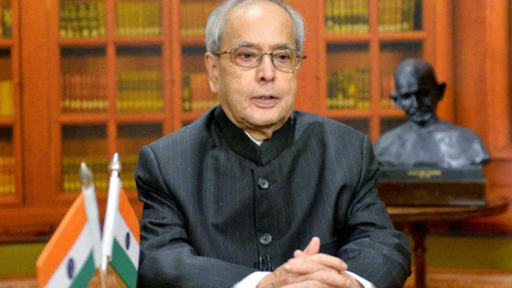 Pranab Mukherjee's Message Amid Opposition Attacks On Election Commission.