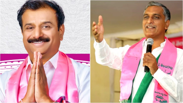 Siddipet MLA Harish‌ rao Retained The Word Given To Telangana Cm KCR.