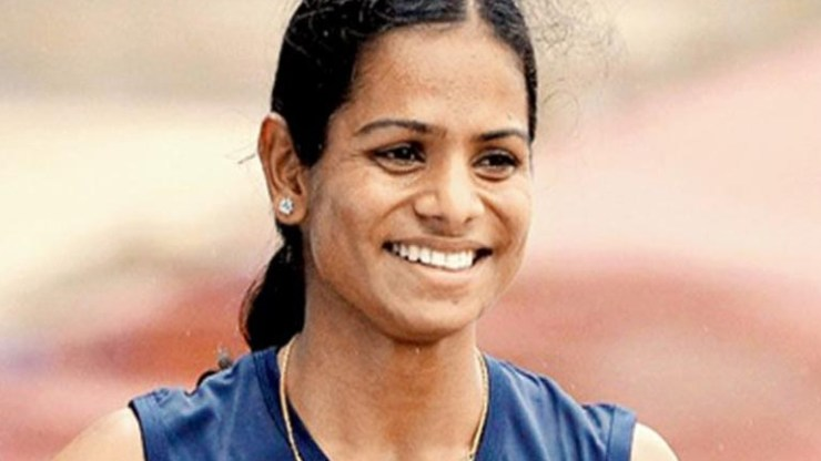 Sprinter dyuti chand to marry a girl.