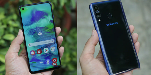 Samsung M40 With Triple Rear Cameras 6GB of RAM Launched in India Price, Specifications.