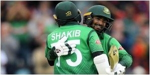 world cup 'No excuse, should have been more disciplined,' reckons Jason Holder after Bangladesh romp past West Indies..