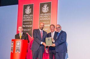 Africa & Arabia Property Awards 2016-2017