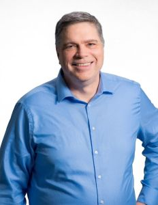 Bryan Barney, senior vice president and general manager, Network Security Group at Sophos