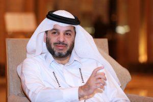 Faisal Al Bannai, Chief Executive Officer of DarkMatter. (PRNewsFoto/DarkMatter)