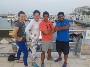 Adventurers at ub-cool Use Spartan Race to Raise Epilepsy Awareness (PRNewsFoto/ub-cool)