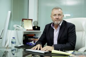 Alan James Gammon, the newly appointed Chief Operating Officer of Shaikhani Group to realise its Vision 2025 – delivering Dh3.5 billion (US$900 million) worth of projects in the UAE