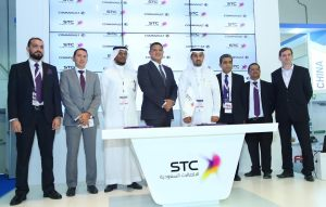 Commvault and STC sign MoU