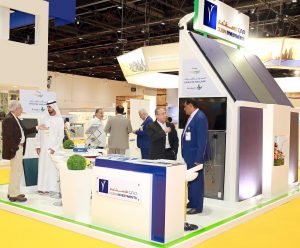 Dubai Investments presents innovative solar panels at WETEX