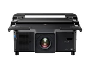 Epson showcases world's first 25,000lm 3LCD laser projector