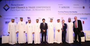 Keynote Session Speakers for The Maritime Standard Ship Finance and Trade Conference 2015