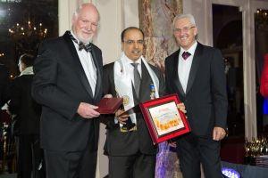 Khalid Bin Kalban, Managing Director and CEO of Dubai Investments