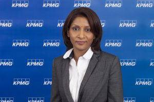 Priya, Head of Risk Consulting at KPMG in Bahrain