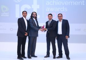 Stephen Fernandes, EVP, TransSys Solutions - ICT Achievement Awards