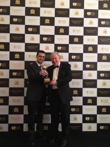 rixos the palm dubai world travel award 2016