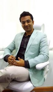 Aditya Girish, Territory Manager Middle East, Koenig Solutions