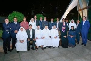 CIOs at the tenth CIOMajlis held in Emirates Golf Club in Dubai