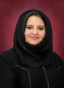 Fatima Buhannad, Head of the Human Resources Department at Dubai Land Department
