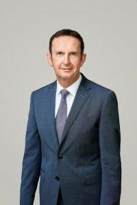 Henkel CEO, Hans Van Bylen