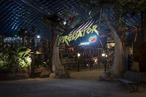 IMG Worlds of Adeventure - Predator ride