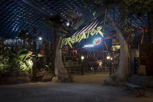IMG Worlds of Adeventure - Predator ride